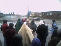 Calais, décembre 2006