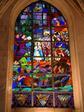 Saint Germain bénit Sainte Geneviève