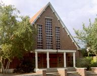 Arras église sainte Bernadette