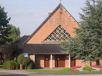 Chapelle Ste Croix - Quartier de la Valeur