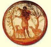 Le berger représente le Christ
