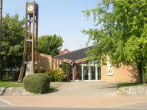 église  St Christophe