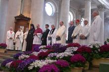 Office interreligieux à la cathédrale