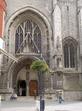 Portail de l'église St Jean Baptiste