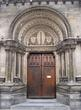 Portail de l'église Notre Dame des Ardents