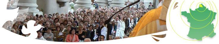 Je vous appelle à devenir prêtre poour le service de l'Eglise
