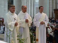 Nous les choisissons pour l'ordre des prêtres