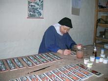 l'atelier de céramiques