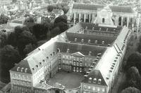 Le palais saint Vaast et la cathédrale