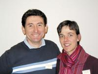 Luc et Laurence Desreveaux
