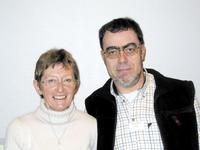 René et Francine Martin