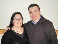 Laurent et Manuela Samier