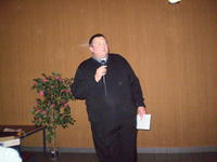 Intervention de l'Abbé lors du repas paroissial du 29 septembre 2007