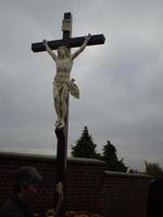 Calvaire du cimetière de Saint Laurent Blangy