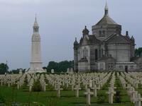 La basilique et la tour-lanterne