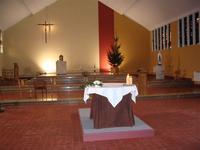 Rénovation: l'autel