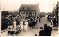 Les Reines de Berck sur Mer vers 1950