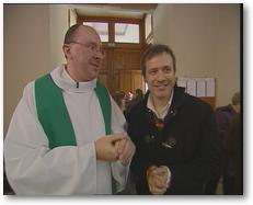 Père Leroy et Philippe Gougler