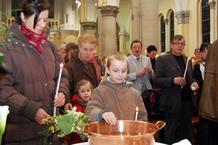 Renouveler les promesses du baptême
