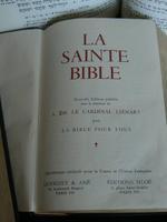 Bible du Cardinal Liénart, 1955