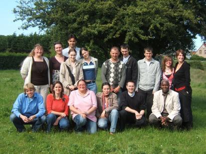 Jeunes des JMJ 2008