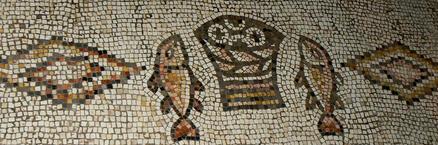 Mosaïque de Tabga