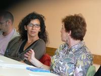 Karen Akoka, membre de la CFDA et co-coordinatrice de la rédaction du rapport