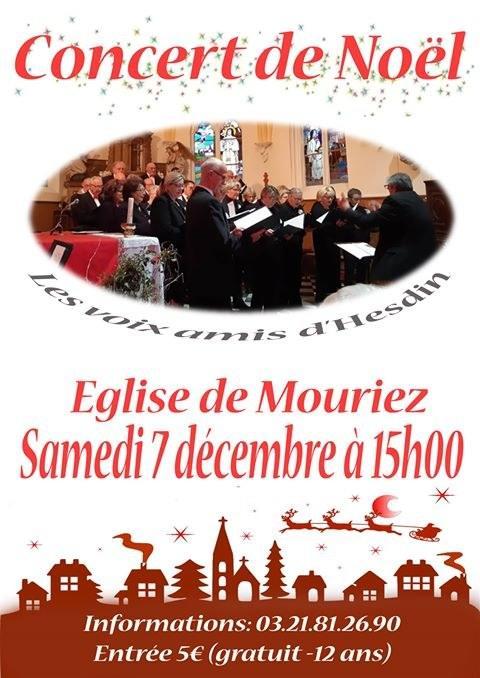 Concert Mouriez