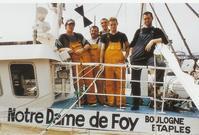 Le bateau des générations Ramet