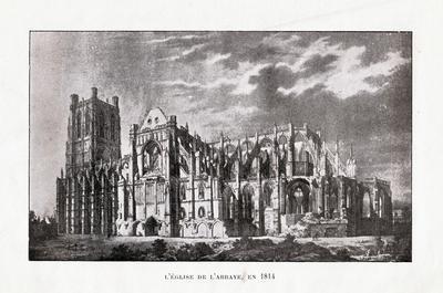 St Bertin en 1814