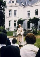 1987, inauguration des Tourelles
