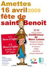 Benoit Labre-affiche