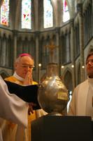 Bénédiction du Saint-Chrême