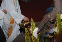 L'évêque, comme le Christ, serviteur