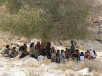 Etudiants israéliens