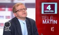 Interview sur Télé matin 21 mai 2009