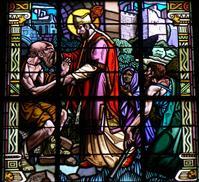 Vitrail Maison diocésaine d'Arras
