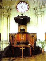 Chair du temple d
