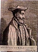 Francois Bauduin  1520-1573