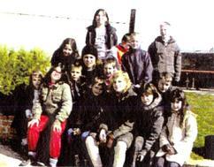 Groupe d enfant fraternite de Lievin