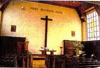 Interieur du temple de Calais