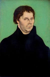 Portrait de Martin Luther