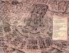 Prise de Guines par le Duc de Guise 17 janvier 155
