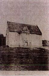 Le Temple d'Estrelles vers 1920