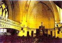interieur du temple de lievin