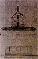 elevation du temple