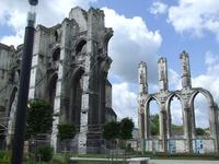 Les ruines St Bertin