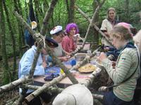 scouts unitaires de france -Courrières