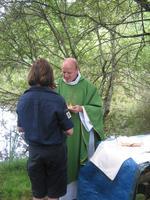première Eucharistie chez les Suf