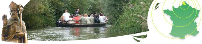 ballade sur les marais de St Omer